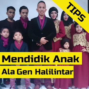 Tips Keluarga Gen Halilintar screenshot