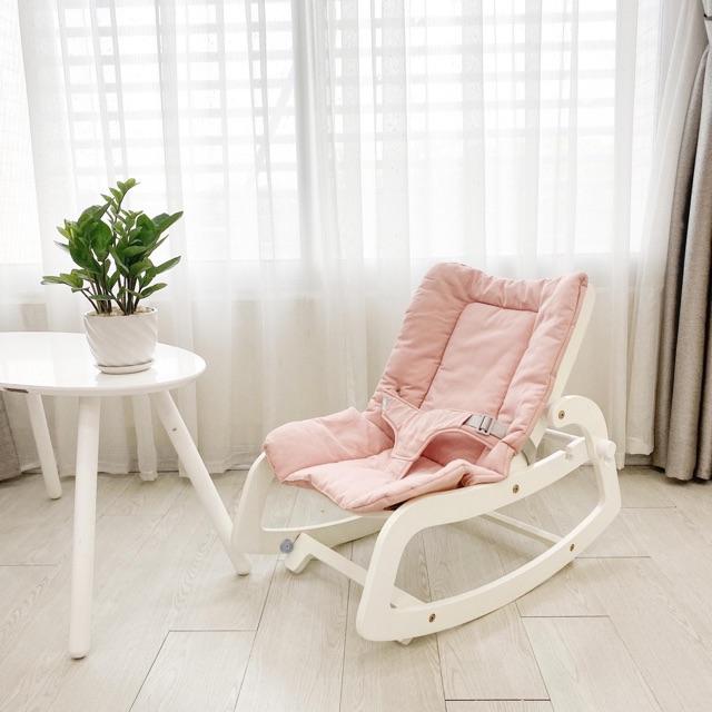 ghế mây bập bênh cho bé an toàn dễ sử dụng