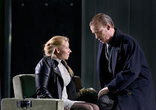 Photo: Theater an der Wien: La mère coupable Oper in drei Akten von Darius Milhaud . Premiere am 8.5.2015. Frederikke Kampmann, Stephane Logos. Copyright: Barbara Zeininger