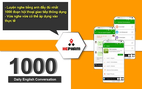 Daily English Conversation- screenshot thumbnail