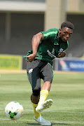 Lebo Mothiba has been impressive in the Bafana Bafana camp, and even scored in a practice match.