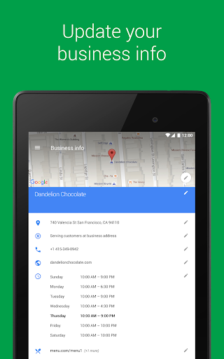 Google My Business  screenshots 12