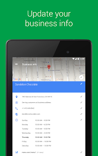 Google My Business: miniatura de la captura de pantalla