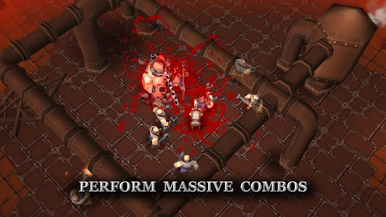 Runic Rampage - Hack and Slash RPG Screenshot