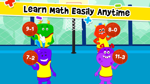 Addition and Subtraction for Kids - Math Games 1.8 screenshots 16