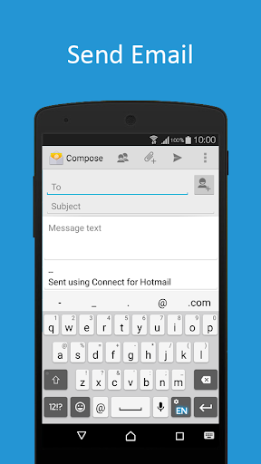 weMail -client for Hotmail
