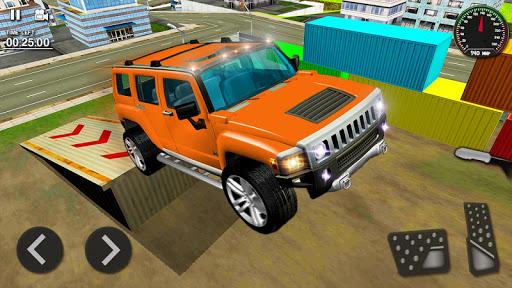 Prado Car Driving - A Luxury Simulator Games apktram screenshots 9