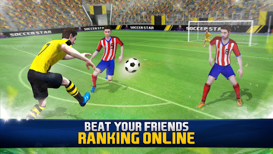 Mod Game Soccer Star 2019 Top Leagues · MLS Soccer Games for Android