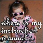 where is my instruction manual...