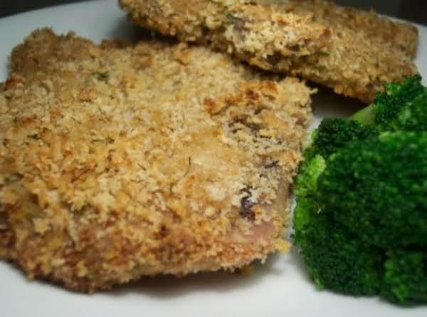 Crunchy Smoky Pork Chops Recipe