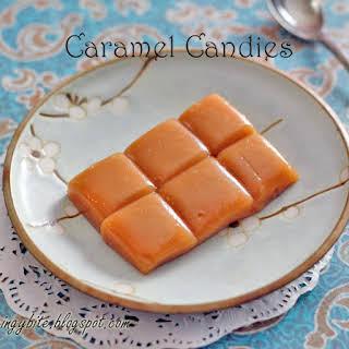 Caramel Candies.
