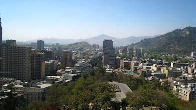 Photo: Sunny Santiago, Chile
