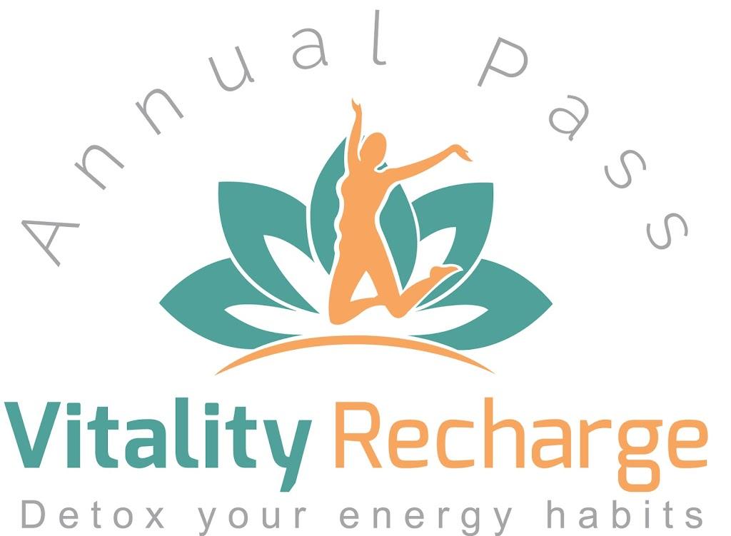 Vitality Recharge logo