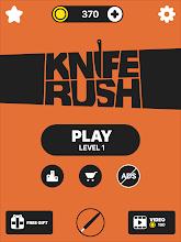 Knife Rush kostenlos spielen