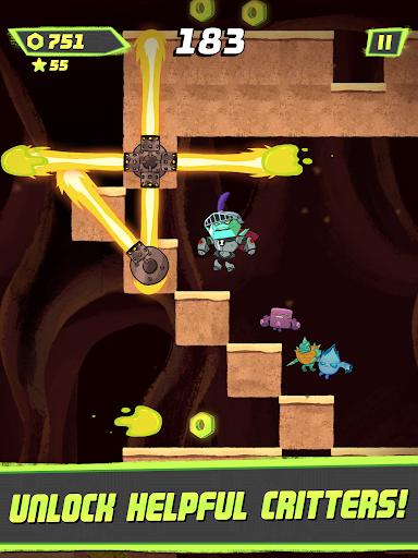 Ben 10 - Super Slime Ben: Endless Arcade Climber filehippodl screenshot 13