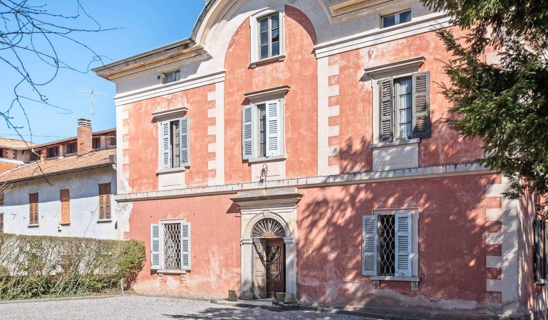 Villa avec jardin et terrasse Cantello