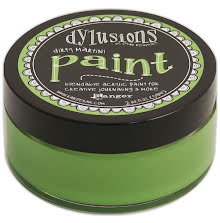 Dylusions Paint 59 ml -  Dirty Martini