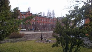 Photo: Teren Stoczni Gdańskiej