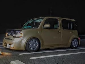 キューブ Z12 のカスタム事例画像 hikasaさんの2020年12月08日19:08の投稿