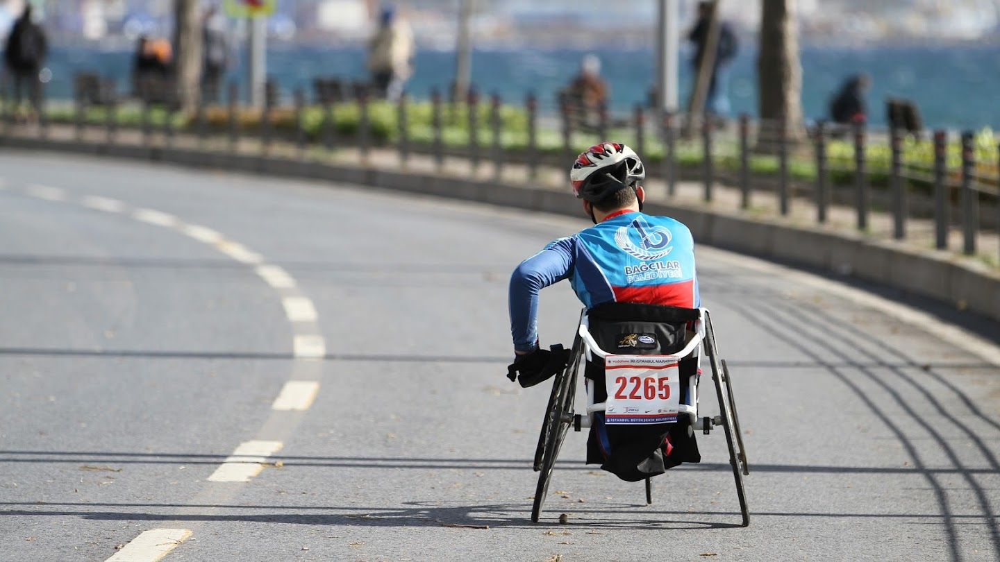 Watch Paralympic Films live