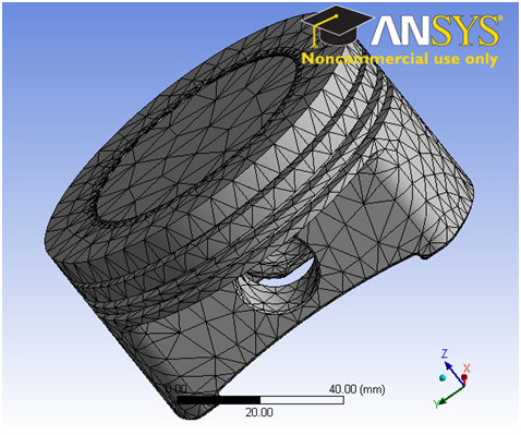 thermal analysis of piston for the Modeling and thermal conduction and static analysis of an ic engine piston using catia v5 tool and ansys sangeetham sivakumar #1, guru murthy n #2, psatish reddy #3 scholar of master of technology, asst professor, assoc professor dept of mechanical engineering, prasiddha college of engg & tech,.