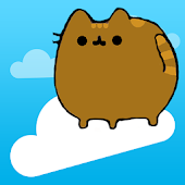 Sliding Pusheen