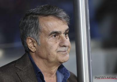 """Le coach du Besiktas ne tarit pas d'éloges au sujet de Genk: """"Le meilleur adversaire qu'on ait affronté cette saison"""""""