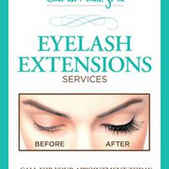 Capri Nail Spa, Mountain View - eyelash extension photo