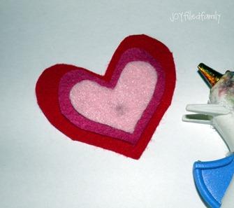glue heart