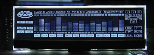 LCD SoundGraph iMon OEM