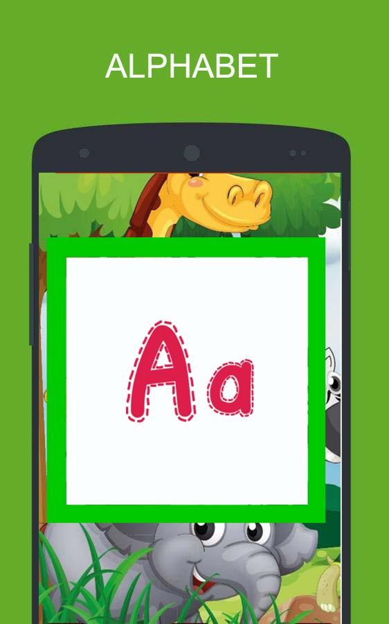 Kids Alphabet Pro- screenshot