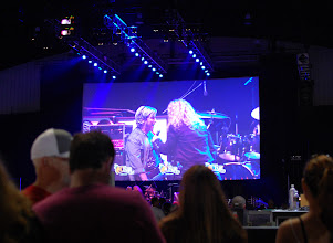 Photo: for a hot minute I actually thought this was Def Leppard, and not just a tribute band