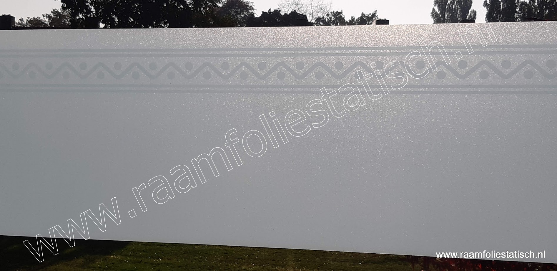 plakfolie voor ramen d-c-fix border