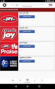 93.3 The JOY FM Atlanta- screenshot thumbnail