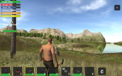 玩免費動作APP|下載Thrive Island - Survival app不用錢|硬是要APP