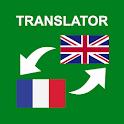 French - English Translator : free & offline icon