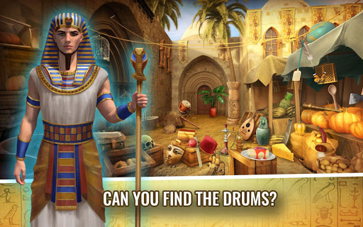 Mystery of Egypt Hidden Object Adventure Game 2.8 screenshots 1