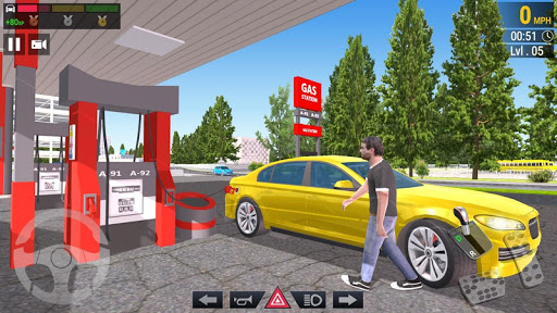 Drive Multi-Level: Classic Real Car Parking ud83dude99 modavailable screenshots 2
