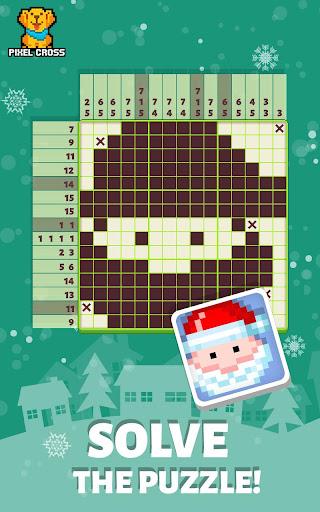 Pixel Crossu2122-Nonogram Puzzles 4.8 screenshots 14