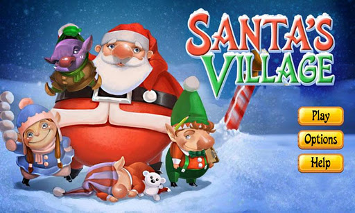 Santa's Village screenshot 1