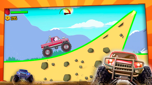 Kids Monster Truck 1.3.3 screenshots 8