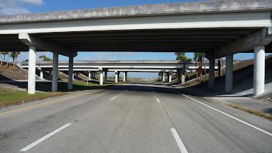 Photo: Crossing under I75