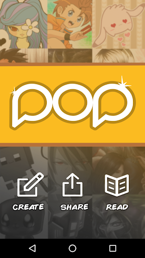 POP Comics