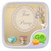 GO SMS Tea Party