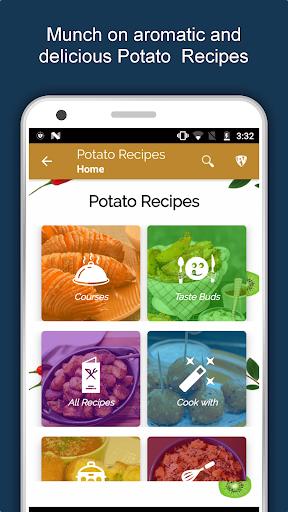 1600+ Potato Recipes Offline Cookbook: Sweet Spicy 1.1.5 screenshots 2