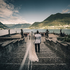 婚礼摄影师Cristiano Ostinelli(ostinelli)。26.07.2018的照片