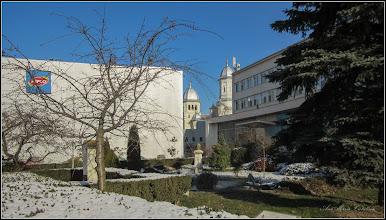 Photo: Piata 1 Decembrie 1918 - spatiu verde - 2018.01.15