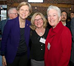 Photo: Nan Stromberg and Marcia Fowler