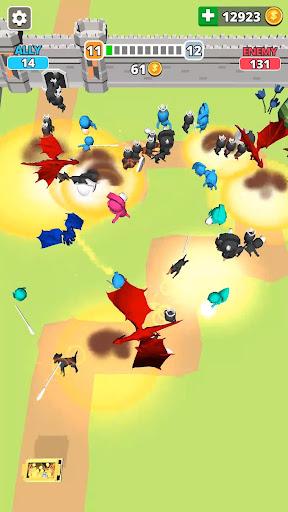 Tiny Battle screenshot 3