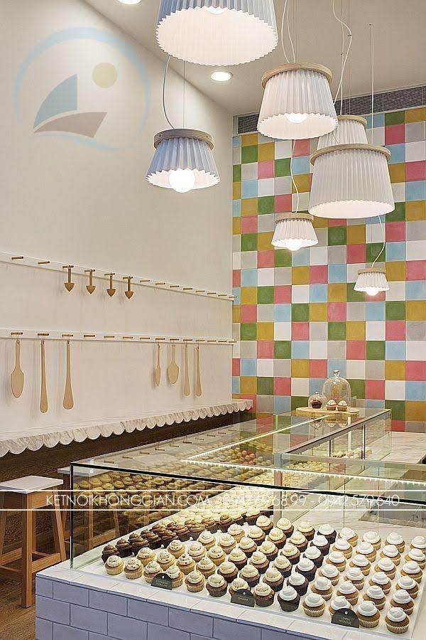 thiết kế cửa hàng bánh ngọt Joy 4